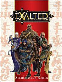 Exalted, 2nd ed  - Collectors Point